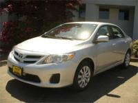 This 2012 Toyota Corolla S is offered to you for sale