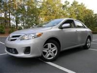 You can find this 2012 Toyota Corolla LE and many