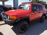 FJ Cruiser Trail Teams Special Edition, four