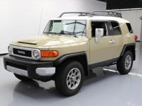 2012 Toyota FJ Cruiser with 4.0L V6 EFI