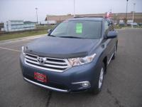 2012 Toyota Highlander 4dr All-wheel Drive Our Location