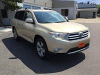 Introducing the 2012 Toyota Highlander! It offers the