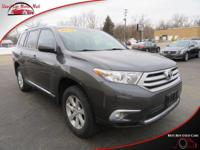 TECHNOLOGY FEATURES:  This Toyota Highlander Includes