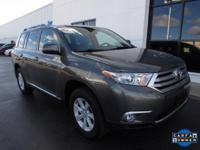 Options:  2012 Toyota Highlander Limited|2012 Toyota