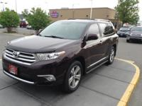 2012 TOYOTA HIGHLANDER LIMITED Our Location is: Lithia