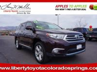 CARFAX 1-Owner, GREAT MILES 60,127! Limited trim,