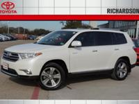 Exterior Color: blizzard pearl, Body: SUV, Engine: 3.5L