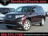 We are pleased to offer you this 1-OWNER 2012 TOYOTA