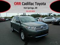 2012 Toyota Highlander SUV Our Location is: ORR