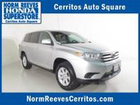 2012 TOYOTA Highlander SUV FWD 4dr I4 Our Location is: