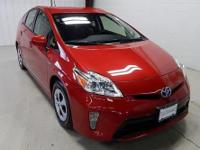 Check out our iconic 2012 Prius 5 shown here in