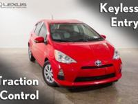 2012 Toyota Prius c One and K-Certified (2