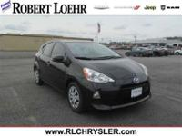 2012 Toyota Prius c 4 For Sale.Features:Keyless Start,