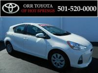 Welcome to ORR Toyota Hot Springs! Our Location is: ORR