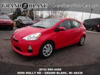 *CHECK THIS OUT!!* 2012 PRIUS C TWO **Hybrid