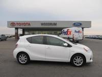 Exterior Color: white, Body: Hatchback, Engine: 1.5L I4