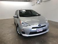 Classic Silver Metallic 2012 Toyota Prius c Two FWD CVT
