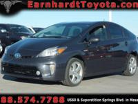 We are happy to offer you this 2012 Toyota Prius Five