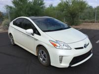 CARFAX ONE OWNER!!! Prius Four, 5D Hatchback, 1.8L