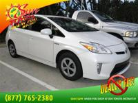 Gets Great Gas Mileage: 48 MPG Hwy.. New Arrival!!