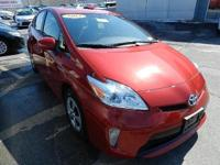 The CARFAX report shows this Toyota Prius II is a well