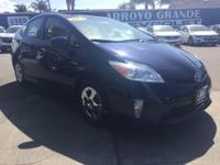 Options:  2012 Toyota Prius 5Dr Hb One Used|Blue Gray