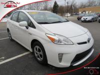 This front wheel drive 2012 Toyota Prius Hatchback One