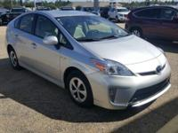 One Owner and Local Trade. Prius One, 5D Hatchback,