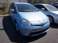 2012 Toyota Prius Plug-in Advanced  1.8L 4-Cylinder