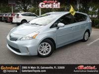New Price! Clean CARFAX. Clear Sky Metallic 2012 Toyota