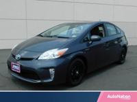 This is a one owner Prius that was bought and serviced