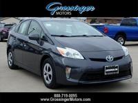 Options:  2012 Toyota Prius Two|Gray/|V4 1.8L