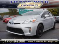 Options:  2012 Toyota Prius Two|Two 4Dr