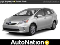 2012 Toyota Prius v Our Location is: AutoNation Toyota