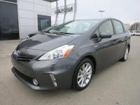 Options:  2012 Toyota Prius V Five|***Highlights***