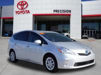 **One Owner**, -Clean Carfax-, Prius v Three, 5D Wagon,