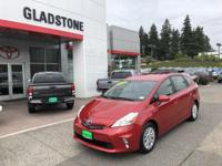 CARFAX!!/  JUST ARRIVED LOCALLY OWNED PRIUS V/  ALLOY