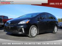 2012 Toyota Prius v Three Hybrid, *** 1 FLORIDA OWNER