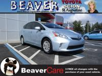 (904) 584-3284 ext.32 Toyota Certified and 1.8L