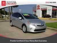 CARFAX One-Owner. Clean CARFAX. Silver 2012 Toyota