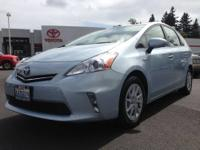 2012 Toyota Prius v Wagon TWO Our Location is: Toyota