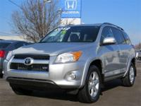 * CarFax One Owner! * This 2012 Toyota RAV4 Limited