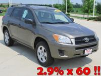 COST JUST REDUCED!!! ONE OWNER!!. Toyota Certified,