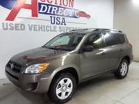 Have a look at this 2012 Toyota Rav 4 that is Magnetic