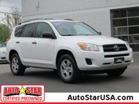 this2012Toyota RAV4 comes with free oil changes.Gas