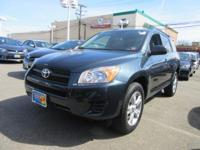CarFax 1-Owner LOW MILES This 2012 Toyota RAV4 4WD 4dr