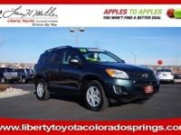 RAV4 trim, BLACK FOREST PEARL exterior and SAND BEIGE