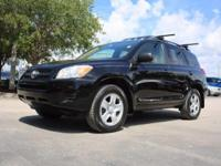 This outstanding example of a 2012 Toyota RAV4 is