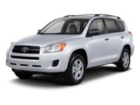 Come see this certified 2012 Toyota RAV4 4DR FWD LE.