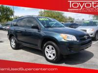 Options:  2012 Toyota Rav4|Black/|V4 2.5L